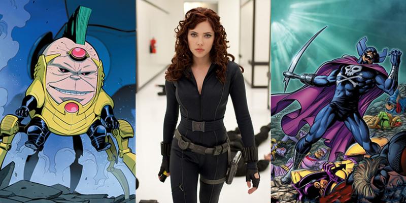 MCU po Avengers: Endgame - którzy złoczyńcy mają pojawić się w 4. fazie?