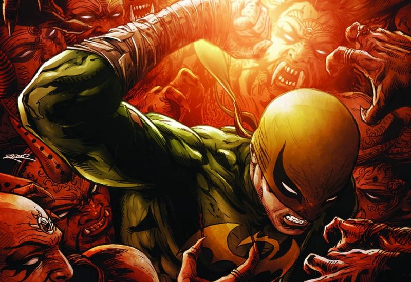 Nieśmiertelny Iron Fist #04. Ucieczka z Ósmego Miasta - recenzja komiksu