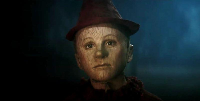 Pinokio - zwiastun włoskiej ekranizacji. Kukiełka i Dżepetto