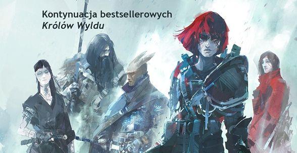 Krwawa Róża: nowy tom fantasy Nicholasa Eamesa jeszcze w lipcu