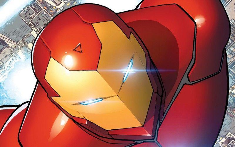 Niezwyciężony Iron Man - recenzja komiksu