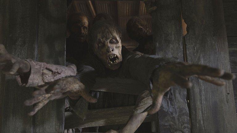 The Walking Dead - klimatyczny animowany teaser 10. sezonu