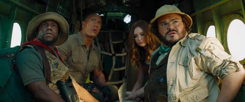 Jumanji 4 - film jest w przygotowaniu. Tak twierdzi Jake Kasdan