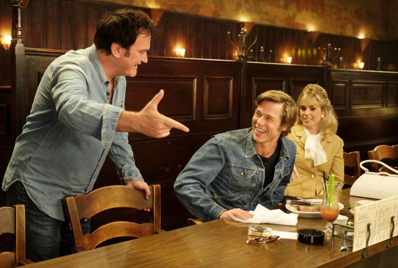 Co dalej planuje Quentin Tarantino? Reżyser pisze książkę i myśli nad serialem