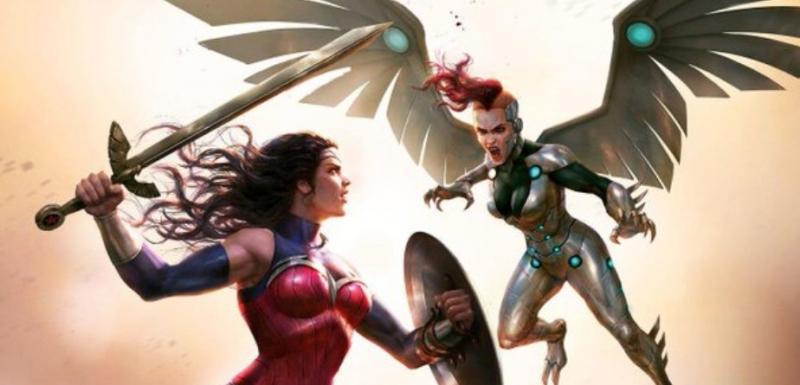 Wonder Woman: Bloodlines - pierwszy zwiastun animacji DC