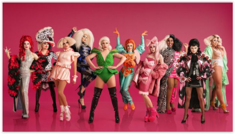 Znamy już uczestniczki RuPaul's Drag Race UK