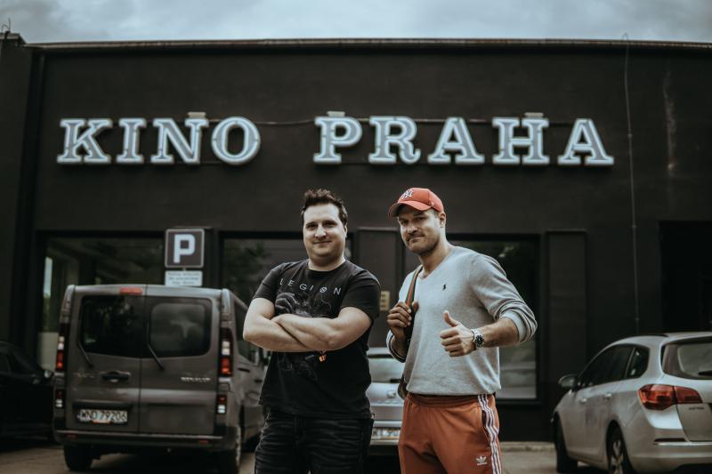 Piotr Stramowski: Ludzie nie wiedzą, kim jestem, kojarzą za to Majamiego [PODCAST! KAMERA! AKCJA]