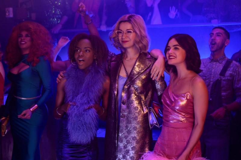 Katy Keene: sezon 1, odcinki 1-3 - recenzja