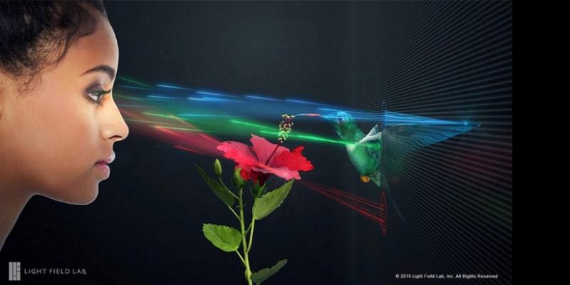 Light Field Lab wyda miliony na opracowanie holograficznego wyświetlacza