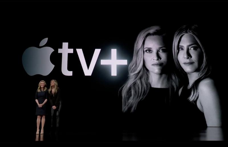 Apple pokaże swoje filmy w kinach, zanim te trafią na platformę Apple TV+