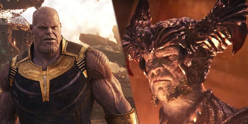 Liga Sprawiedliwości zaniepokoiła twórcę Thanosa przed Wojną bez granic