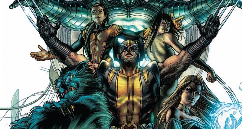 Astonishing X-Men: zobacz plansze z 3. tomu komiksu