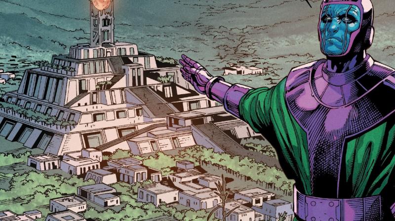 The Eternals - bohaterowie zawitają do Babilonu? Nowe zdjęcia z planu