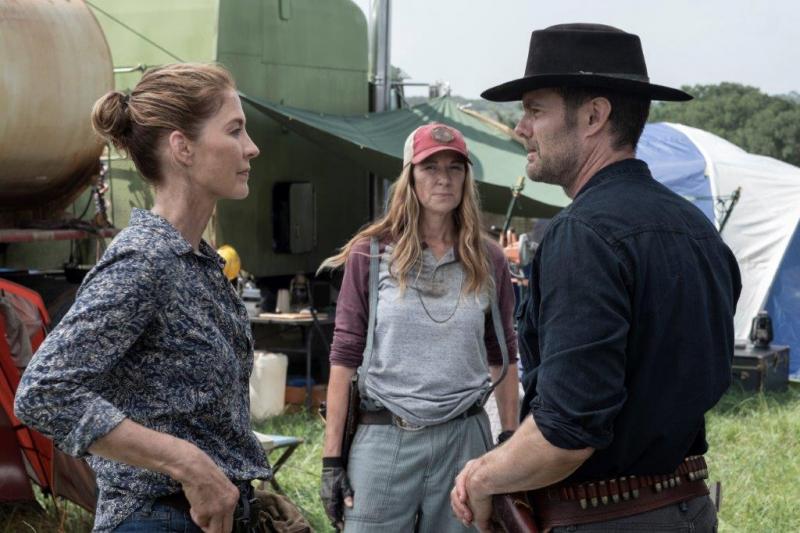 Fear the Walking Dead - showrunnerzy serialu obiektem gniewu fanów