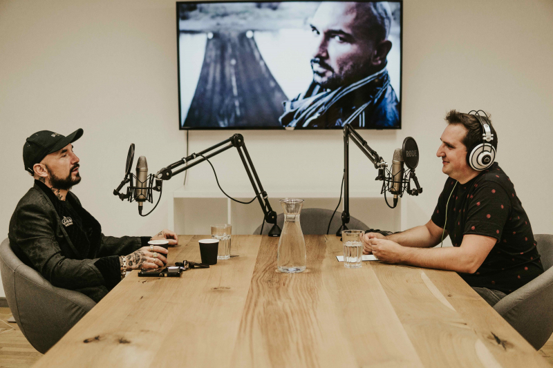 Nowy odcinek Podcast! Kamera! Akcja! z Patrykiem Vegą