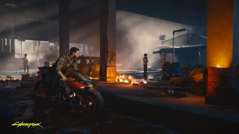 Hideo Kojima jako postać w Cyberpunk 2077. CD Projekt RED gratuluje japońskiemu twórcy