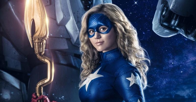 Stargirl - Eclipso i Shade obsadzeni! Złoczyńcy pojawią się w 2. sezonie