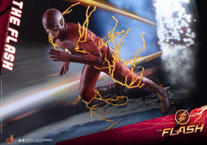 Flash - zobacz kolekcjonerską figurkę głównego bohatera serialu