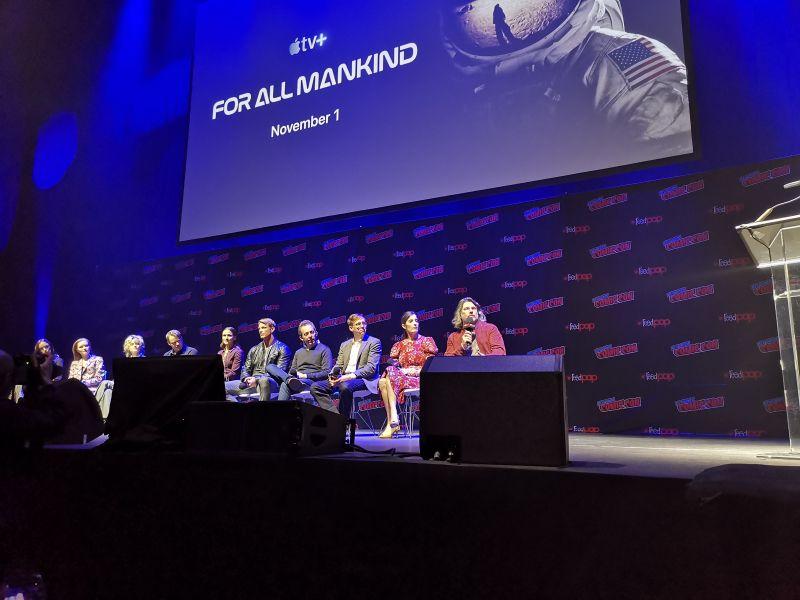 For All Mankind – twórcy i obsada o serial Apple TV+