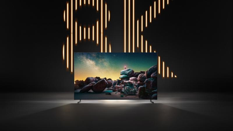 """Samsung QLED 8K o przekątnej 55"""" już w Polsce"""