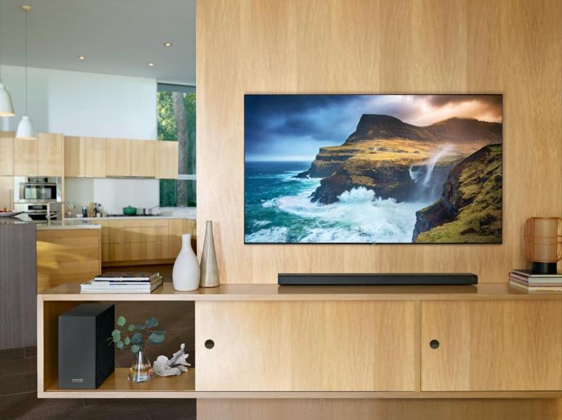 Samsung Q70R – telewizor premium skrojony pod erę VoD [konkurs]
