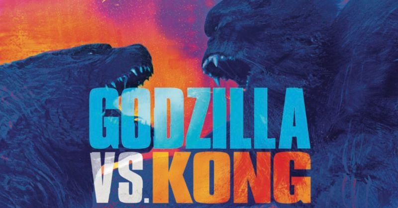 Godzilla vs Kong - film z kategorią wiekową. Reżyser zapowiada ogromną rozwałkę