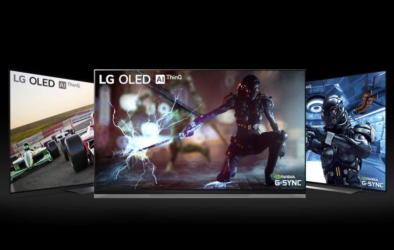 G-SYNC pojawi się na OLED-ach od LG