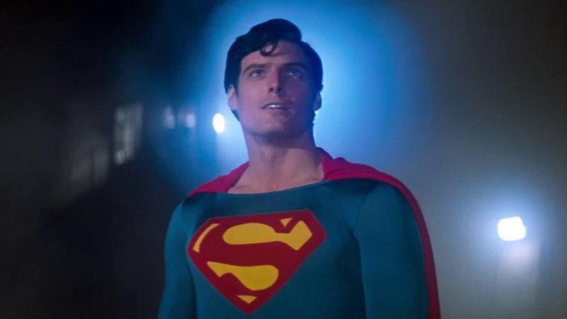 Microsoft zapisał Supermana na tafli szkła