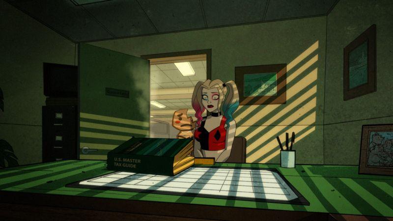 Harley Quinn - Poison Ivy w nowym zwiastunie serialu
