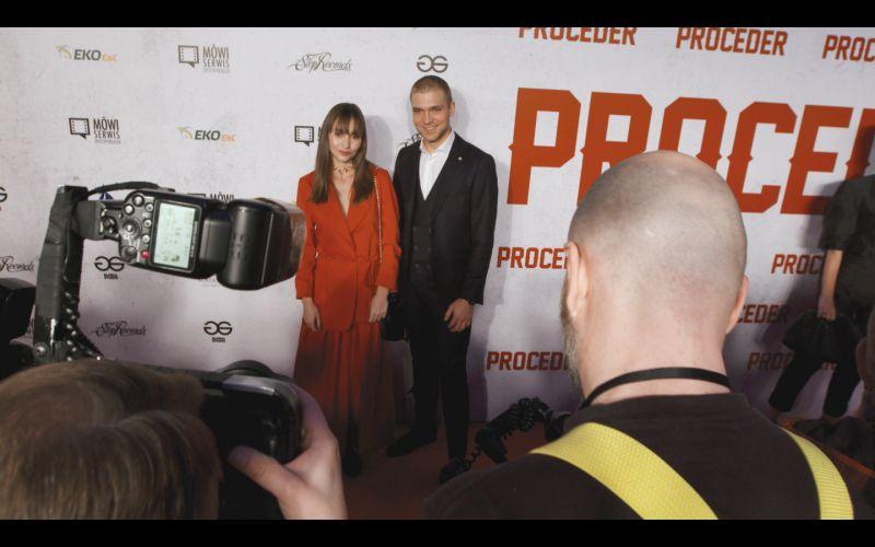Relacja z premiery filmu Proceder [VIDEO]