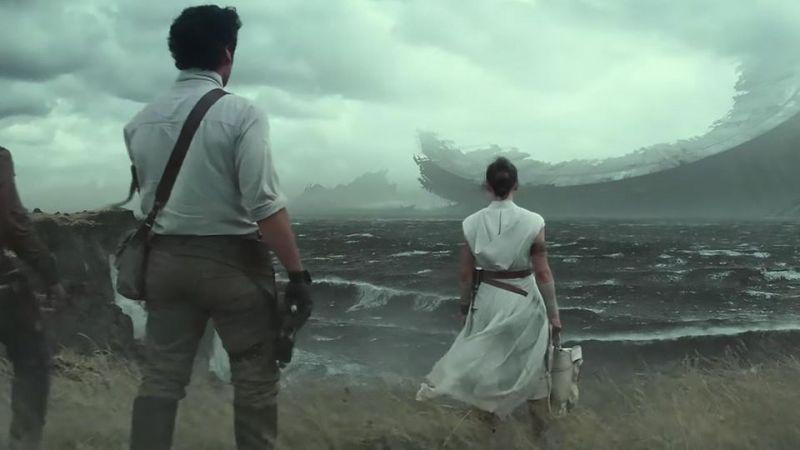 Gwiezdne Wojny: Skywalker. Odrodzenie - spot promujący film. Są nowe sceny