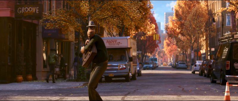 Co w duszy gra - nowy zwiastun animacji Pixara. Muzyk jazzowy zwiedza świat dusz