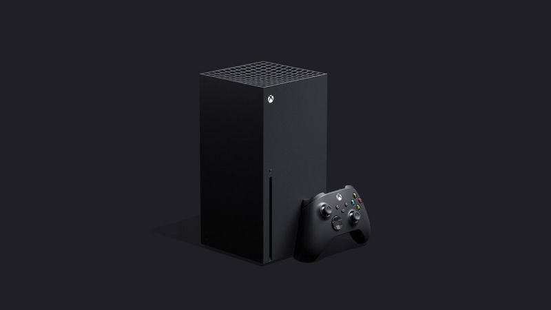 Xbox Series X - jedna konsola, cztery generacje