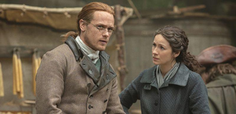 Outlander - zdjęcia z 5. sezonu serialu