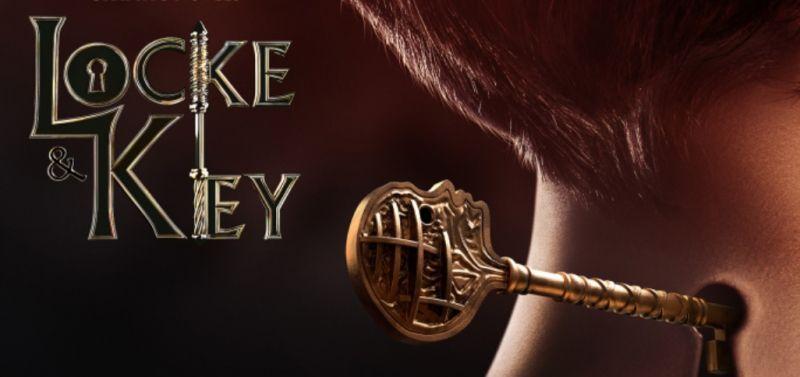 Locke and Key - data premiery serialu Netflixa. Zobacz plakat