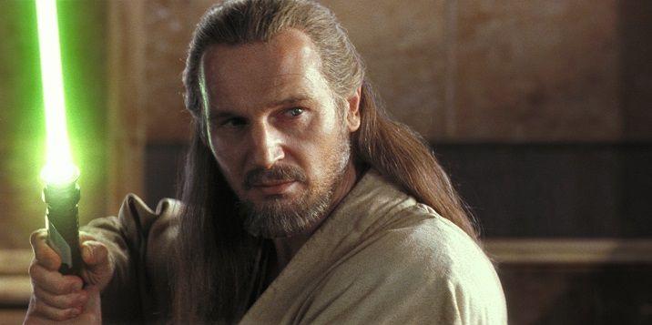 Gwiezdne wojny: Liam Neeson broni Mrocznego widma. - Jestem dumny, że mogłem być tego częścią