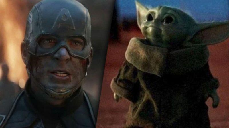 Avengers: Endgame - a gdyby tak w filmie wystąpił Baby Yoda? [fanowskie wideo]