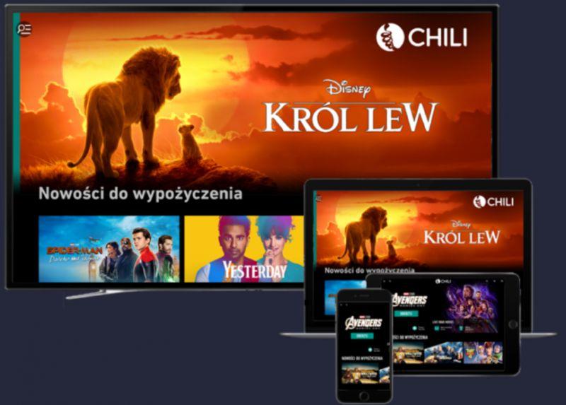 Za filmy z CHILI zapłacimy za pośrednictwem Play