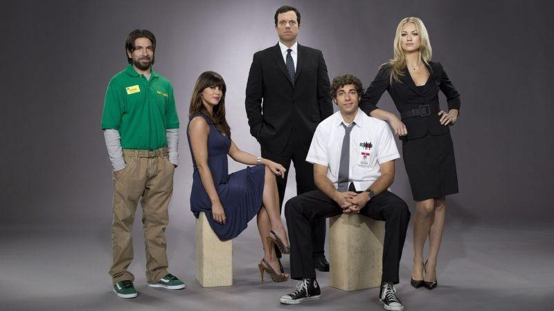 Chuck - obsada serialu powróci, aby przeczytać scenariusz odcinka online