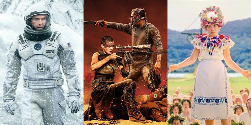 Najlepsze filmy 2019 i dekady wg użytkowników Metacritic. Trudno się z nimi nie zgodzić...