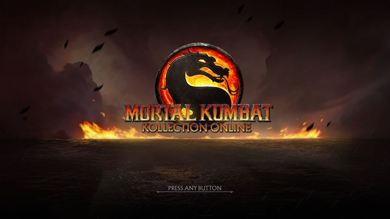 Mortal Kombat Kollection Online - nadchodzi remaster trylogii