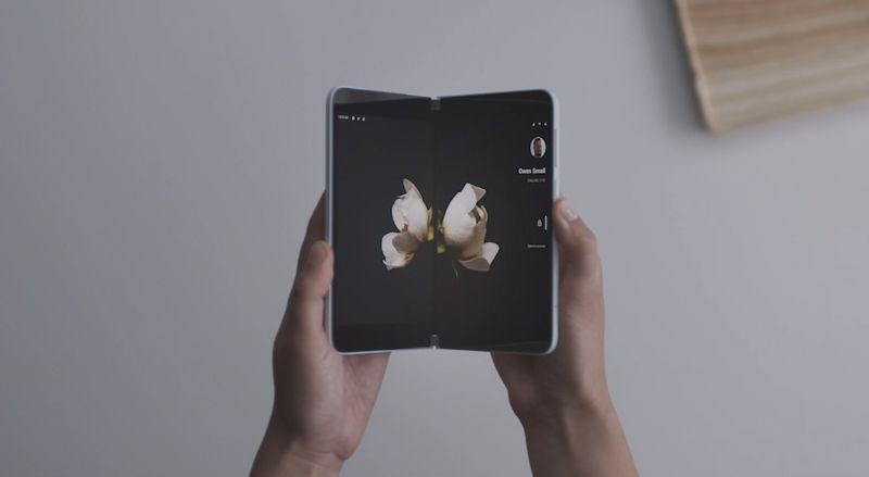 Microsoft Surface Duo – wyciekło nagranie pokazujące sprzęt w akcji