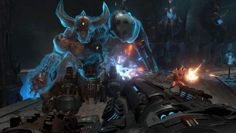 DOOM Eternal - modyfikacja broni przedstawiona na nowym materiale wideo