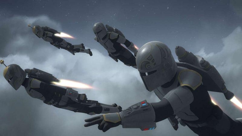 Star Wars - Mandalorianie już wcześniej pojawili się w Gwiezdnych Wojnach. Sprawdźcie, jeśli przegapiliście