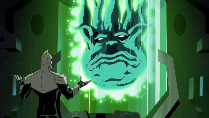 Kapitan Marvel - kadr z usuniętej sceny pokazuje prawdziwy wygląd Najwyższej Inteligencji