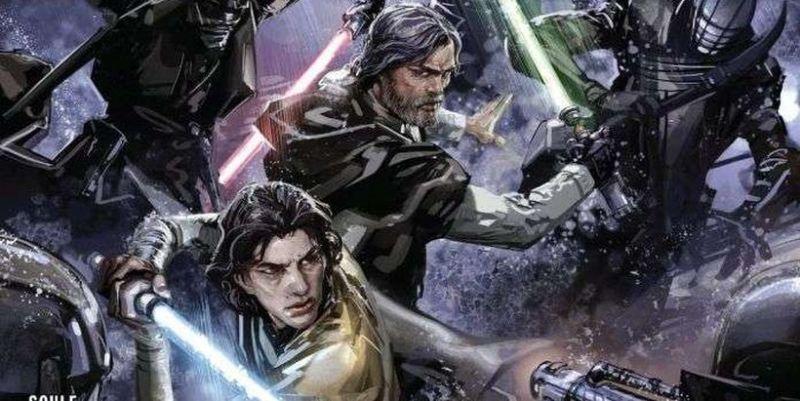 Gwiezdne Wojny - plotki o nowym filmie są prawdziwe? Komiks potwierdza nazwę epoki!