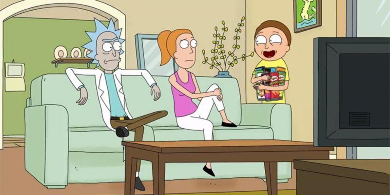 Rick i Morty przeciwko koronawirusowi. Zachęcają do mycia rąk [WIDEO]