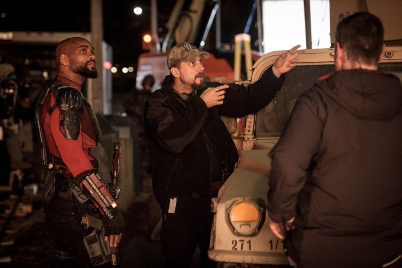 David Ayer mógł nakręcić Legion samobójców 2. Co z Bright 2?