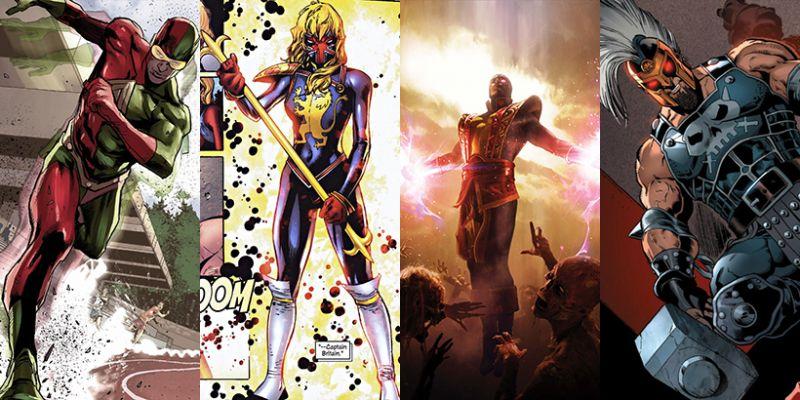 Avengers, których nie znacie. Oni w komiksach też byli Mścicielami