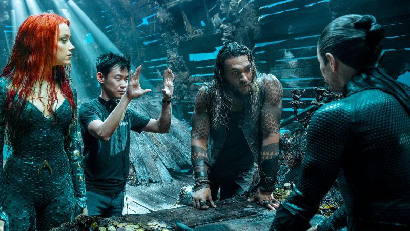 Aquaman 2 - James Wan ujawnia zaskakującą inspirację dla filmu